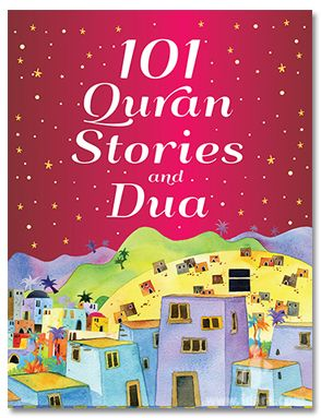 101 Quran Stories and Dua (Paperback)