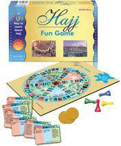 The Hajj Fun Game : Board Game Box