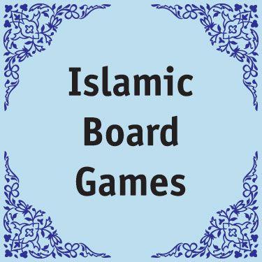 Islamic Board Games