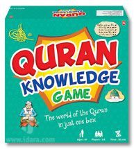 Quran Knowledge Game Box
