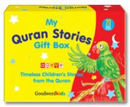 My Quran Stories Gift Box-1 - Quran Stories for Little Hearts 20 PB Books