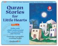 My Quran Stories for Little Hearts - Gift Box-3 (Six Paperback Books)
