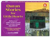 My Quran Stories for Little Hearts - Gift Box-6 (Six Paperback Books)