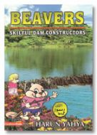 Beavers: Skilful Dam Constructors (inside colour pages)