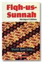 Fiqh-us-Sunnah - Abridged Edition - English