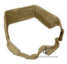 Ihram Belt : Hajj Belt - Free Size Fits All - Multiple Zipper Waterproof Pockets