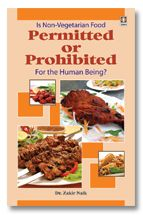 Is Non-Vegetarian Food Permitted or Prohibited for the Human Being ?