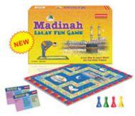 Madinah Salat Fun Game Box