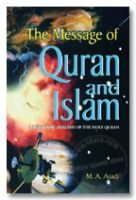 The Message of Quran and Islam