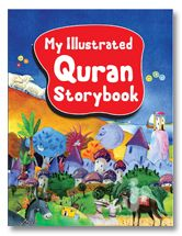 My Illustrated Quran Storybook - HB