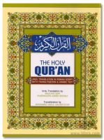 Holy Quran - Arabic Text, URDU Translation in ROMAN Script and English Transliteration