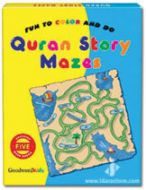 My Quran Stories Mazes Gift Box-1 (Five Maze Books)