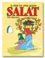 SALAT : A Step by Step Guide for Women