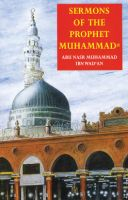 Sermons of the Prophet Muhammad