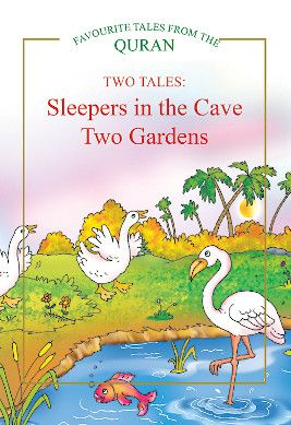 Sleepers in the Cave, Two Gardens