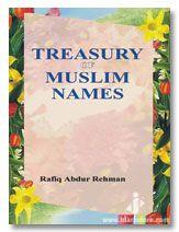 Treasury of Muslim Names