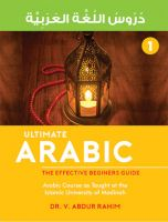 Ultimate Arabic Book -1