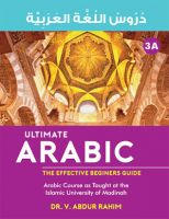 Ultimate Arabic Book -3A